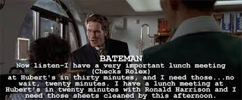 American Psycho Quotes Stunning Patrick Bateman's New York What Happened To The World Of American