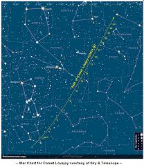 Magnificent Comet Lovejoy C 2014 Q2 Now Gracing Our Night
