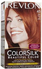 Revlon Colorsilk Permanent Hair Color Vibrant