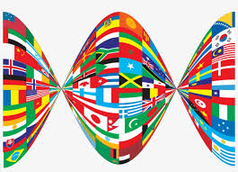Flags Of The World Png Clipart World Globe Clip Art - Flags Of The World  Transparent PNG Image | Transparent PNG Free Download on SeekPNG