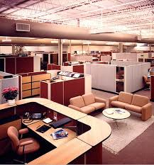 Open Office Layout Design Cool Office Space Time Loop From Open Plans To Cubicle Farms And Back