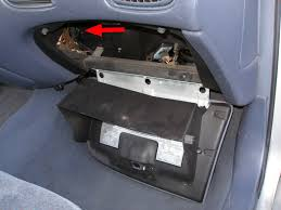 one small goof on heater core removal big problem taurus car report this image