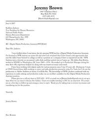 Sample Of Cover Letter Letter Examples Of Cover Letters And Resumes