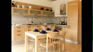 Modern Wooden Kitchen Designs Modern Wood Kitchen Design Youtube