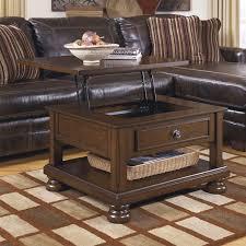 ashley furniture porter lift top