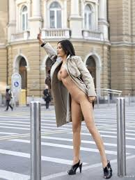 Naked girls on the streets 23 Photos TheFappening Beautiful.