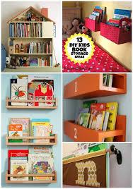 diy wall book display ideas at b inspired mama