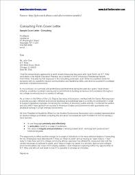 Sample Consulting Cover Letter Proposal Letter For Consultancy Services Awesome Sample