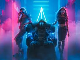 Bad boy Wallpaper 4K, Bad girls, Neon ...
