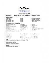 Resume Template Model Resume Example Best Sample Resume Template