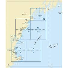 Maptech Waterproof Charts Maine Maptech Waterproof Chartbook Cape Ann Mass To Portland Maine