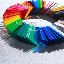extruded acrylic sheet colourful cast or extruded acrylic sheet plastic sheets for light