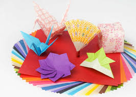 Origami The Art Of Paper Folding Live Japan Japanese Travel