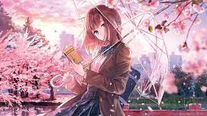 Cute Anime Girls Computer Wallpapers 4K ...