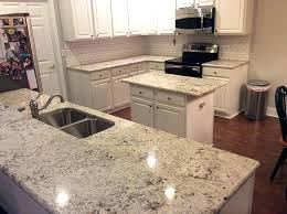 pictures of river white granite countertops