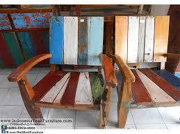 ship wood furniture. Recycled Boat Wood Furniture Factory Java Ship