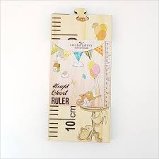 Woodland Growth Chart Growth Chart Ruler Woodland Party