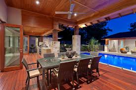 Pool And Outdoor Kitchen Designs Artistic Color Decor Contemporary - Outdoor kitchen designs with pool