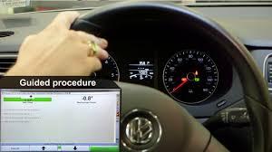 2007 Vw Jetta Steering Wheel Light Codelink Steering Angle Sensor Reset For Vw Jetta