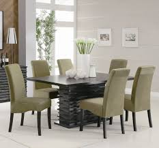 Modern Solid Wood Dining Table  Dining Room - All wood dining room sets
