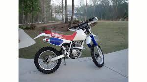 1996 Honda Xr250l Review