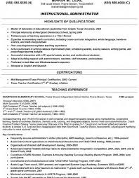Free Download Teacher Resume Format Free Teacher Resume Examples Elementary Templates Download 86