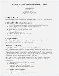 Entry Level Resume Objective Entry Level Objective For Resume Globishme 51