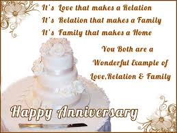 Wedding Anniversary Quote For Parents 25th Wedding Anniversary