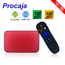 Procaja Best AVOV TV Online TV Box Android BOX Streaming Box 1GB 8GB Smart TV  Box Set top box 1.5 GHZ Quad core processor|Set-top Boxes