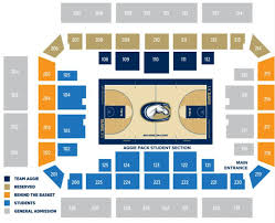 Stanford Basketball Seating Chart Mens Basketball Single Game Tickets Uc Davis Athletics