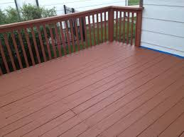 deck over on new wood deck over behr