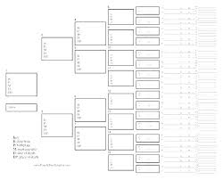 Family Tree Printable Fill In Co Form Format Ethercard Co