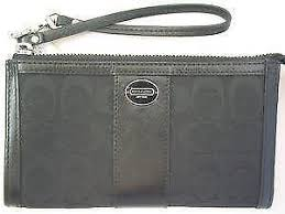 Coach Signature Zippy Wallets