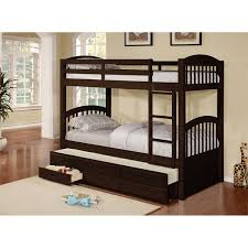 bunk bed with trundle and drawers. Delighful And Cameron Twin Over Bunk Bed With Trundle And Drawers With And