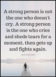 Quotes We Often Mistake Being Strong With Something That Never Feels Unique Quotes On Being Strong