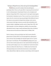 essay on physical exercise co essay on physical exercise