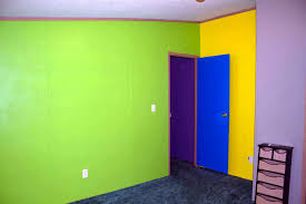 Painting Bedrooms Two Colors Two Colored Walls Home Design Ideas