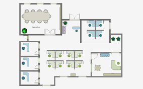 The office floor plan Office Break Room Edrawsoft Edrawsoft Office Space Layout Tool Sunshinepowerboatsvi Office Space Planning Tools For Businesses Office Designs Blog