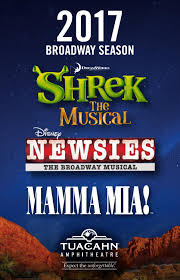 At schell scenic studio we experience a number of peak backdrop rental seasons throughout the year. Shrek The Musical Disney Newsies Mamma Mia By Mills Publishing Inc Issuu