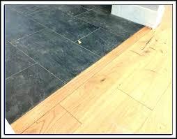 design tile to wood floor transition doorway strips travel medical st