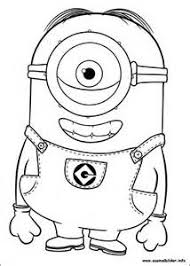 Small Picture Minion Phil Coloring Pages Coloring Coloring Pages