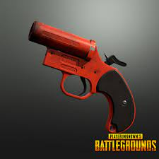 But we are going to share some tips using which the probability to find the flare gun will increase in the game. Elon Choi Flare Gun Pubg Fanart