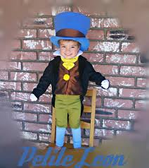 Small Picture Jiminy Cricket Costume from Pinocchio with Wellington Style