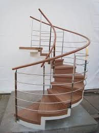 Concrete Stair Design For Small House Cement Stair Design For Small House Minimalist Interior Design