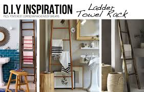 towel hanger ideas. Perfect Ideas Short Wooden Towel Ladder Designs With Regard To Racks Plans 9 Intended Hanger Ideas