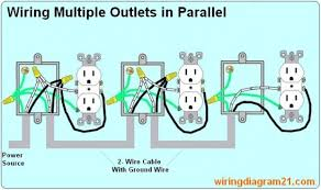 how wire electrical outlet replace worn for leviton wiring diagram how to wire a receptacle with 3 wires at Wiring Diagram For An Electrical Outlet