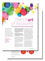 The Chart Of Accounts An Introduction To Best Practices