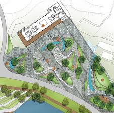 How To Make A Landscape Design Plan Landscape Design Guimingzhai Village Vernacular Design