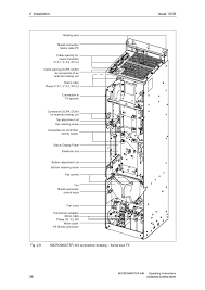 siemens micromaster 440 manual Is a Siemens Micro Master 440 at Siemens Micromaster 440 Control Wiring Diagram