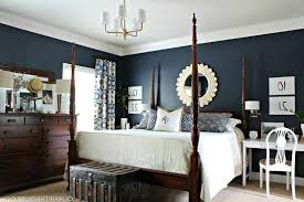 image of master bedroom paint colors dark